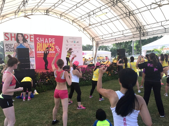 Piloxing workout by True Fitness
