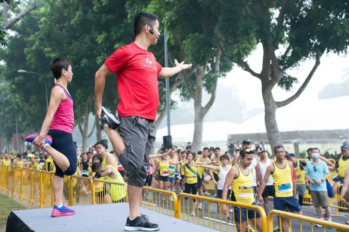 Yellow Ribbon Prison Run 2015 with True Fitness