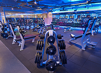 True Fitness Singapore State of the art equipment