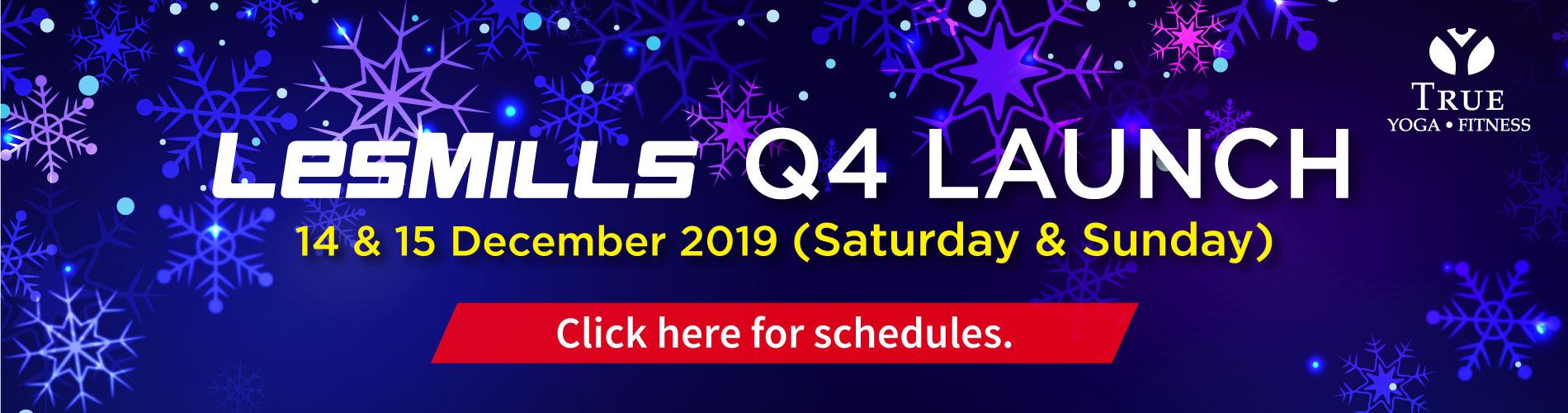 Q4 2019 LM Launch
