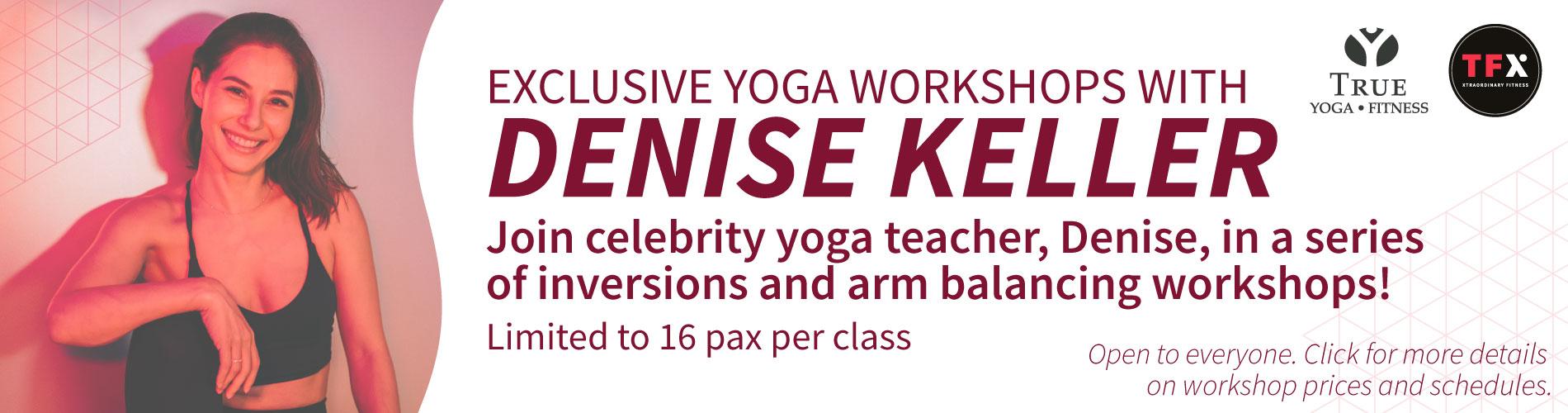 Denise Keller Workshops