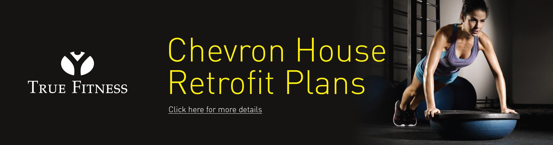 Chevron House Retrofit