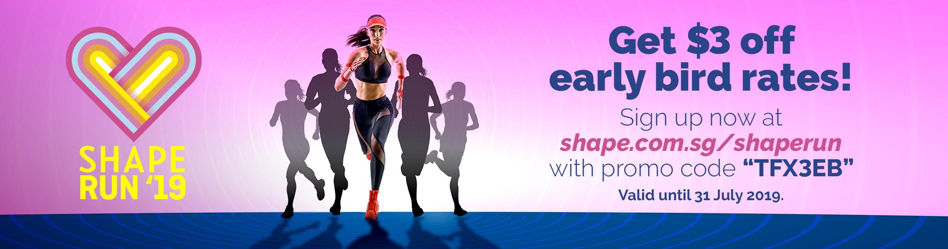 Shape Run 2019